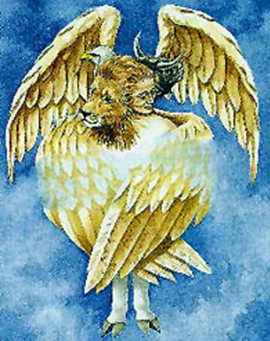 Cherubim-Angel